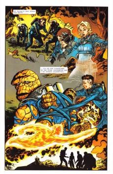 Extrait de Free Comic Book Day 2015 (France) - Marvel - Numéro anniversaire - 75 ans de super-héros
