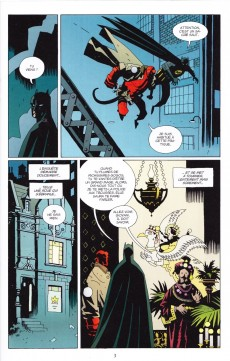 Extrait de Free Comic Book Day 2015 (France) - Hellboy