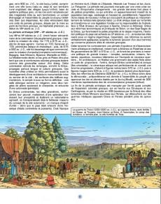 Extrait de Alix (Les Voyages d') -INT- La Grèce
