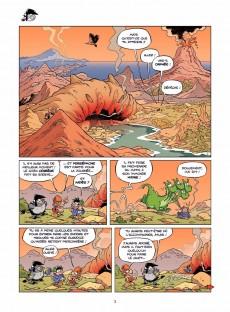 Extrait de Les petits Mythos -5- Détente aux enfers