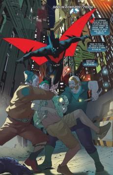 Extrait de Batman Beyond -1- Le Retour de Silence