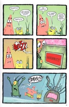 Extrait de Free Comic Book Day 2015 - SpongeBob Freestyle Funnies 2015