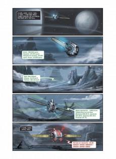 Extrait de Le feu et la roche -1- Prometheus