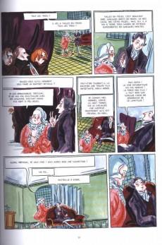 Extrait de Le chevalier d'Éon (Maupré) -2- Charles