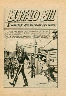 Extrait de Buffalo Bill (Jeunesse et Vacances) -2- L'homme qui haïssait les indiens