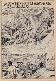 Extrait de Capt'ain Swing! (2e série - Mon Journal) -119- La tour de feu