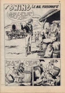 Extrait de Capt'ain Swing! (2e série - Mon Journal) -132- Le mal personnifié