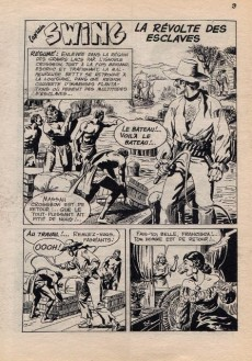 Extrait de Capt'ain Swing! (2e série - Mon Journal) -133- La révolte des esclaves