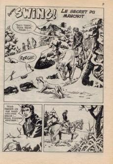 Extrait de Capt'ain Swing! (2e série - Mon Journal) -134- Le secret du manchot