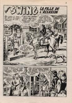 Extrait de Capt'ain Swing! (2e série - Mon Journal) -178- La fille de l'assassin