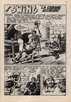 Extrait de Capt'ain Swing! (2e série - Mon Journal) -197- La cabane assiégée