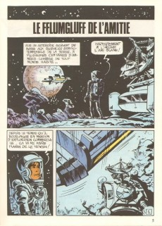 Extrait de Valérian (16/22) -454- Par les chemins de l'espace
