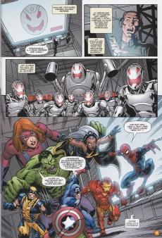 Extrait de Marvel Fun -2- Avengers le retour