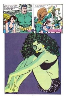Extrait de Sensational She-Hulk (The) (1989) -45- Change of mine...