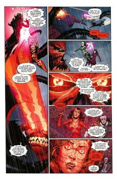 Extrait de Avengers & X-Men : Axis -11/2- Suprématie rouge