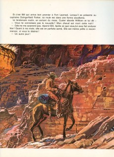 Extrait de Les grands hommes de l'Ouest -a- Buffalo Bill - Le roi des éclaireurs