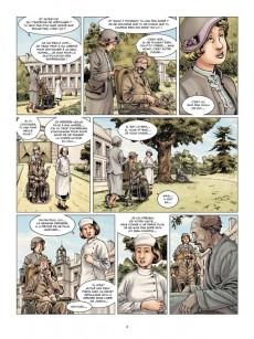 Extrait de 14-18 (Corbeyran/Le Roux) -3- Le champ d'honneur (janvier 1915)