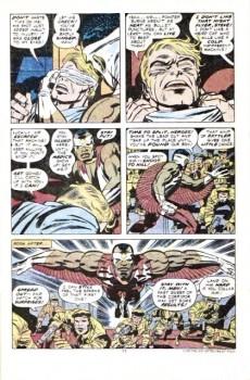 Extrait de Captain America (1968) -214- Power