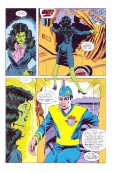 Extrait de Sensational She-Hulk (The) (1989) -47- Master puppet!