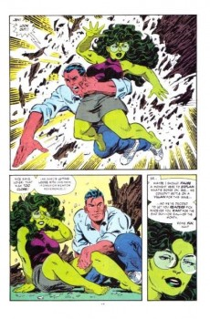 Extrait de Sensational She-Hulk (The) (1989) -48- Uh-oh