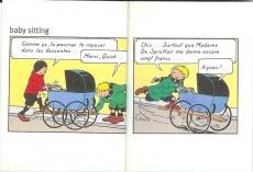 Extrait de Quick et Flupke -6- (Casterman, Mini-récits) - Baby Sitting
