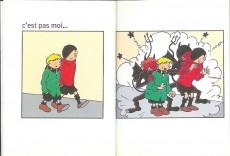 Extrait de Quick et Flupke -6- (Casterman, Mini-récits) - C'est pas moi...