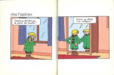 Extrait de Quick et Flupke -6- (Casterman, Mini-récits) - Chez l'opticien