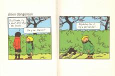 Extrait de Quick et Flupke -6- (Casterman, Mini-récits) - Chien dangereux