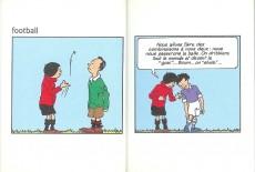 Extrait de Quick et Flupke -6- (Casterman, Mini-récits) - Football