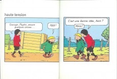 Extrait de Quick et Flupke -6- (Casterman, Mini-récits) - Haute tension