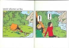 Extrait de Quick et Flupke -6- (Casterman, Mini-récits) - Savoir allumer un feu