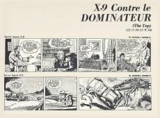 Extrait de Agent secret X-9 (Futuropolis) -INT1- Integrale Vol.1 - 1934/1935