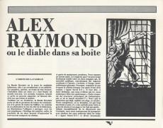 Extrait de Agent secret X-9 (Futuropolis) -INT2- Integrale Vol.2 - 1935/1936