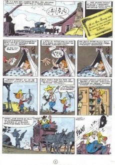 Extrait de Lucky Luke -20a84- Billy the Kid
