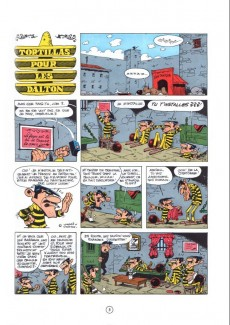 Extrait de Lucky Luke -31a83- Tortillas pour les Dalton