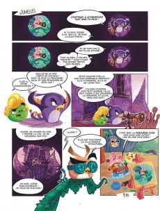 Extrait de Stella (Angry Birds) -1- Une île presque parfaite