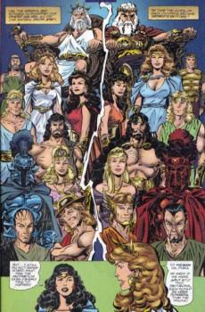 Extrait de Wonder Woman (1987) -132- Shadows of the past