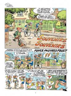 Extrait de Les vélo Maniacs -11- Tome 11