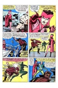 Extrait de Uncanny X-Men (The) (1963) -4- The brotherhood of evil mutants!