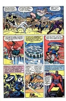 Extrait de Uncanny X-Men (The) (1963) -5- Trapped: one X-Man