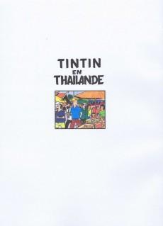 Extrait de Tintin - Pastiches, parodies & pirates -1b- Tintin en Thaïlande