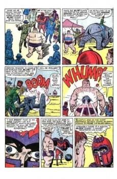 Extrait de X-Men Vol.1 (The Uncanny) (Marvel comics - 1963) -7- The return of the blob