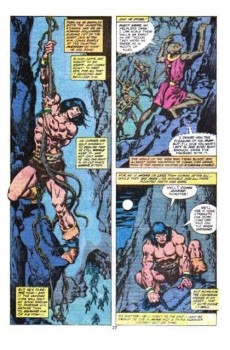 Extrait de Conan the Barbarian Vol 1 (Marvel - 1970) -103- Bride of the vampire!