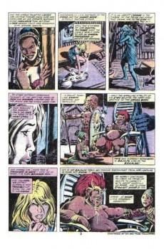 Extrait de Conan the Barbarian Vol 1 (Marvel - 1970) -104- The vale of lost women!