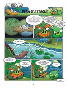 Extrait de Angry Birds -4- Piggyland