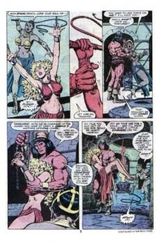 Extrait de Conan the Barbarian Vol 1 (Marvel - 1970) -107- Demon of the night!