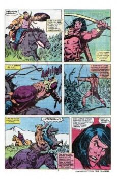Extrait de Conan the Barbarian Vol 1 (Marvel - 1970) -109- Sons of the bear god!