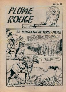 Extrait de Tipi -73- Plume Rouge - Le mustang de Perce-Neige