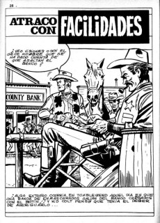 Extrait de Kid Colt (Ediciones Vértice - 1971) -6- !El matón!