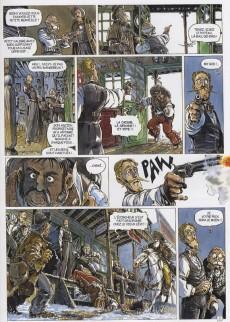 Extrait de La piste des Ombres -2- Trois Tombes